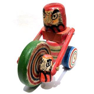 だるま三輪車