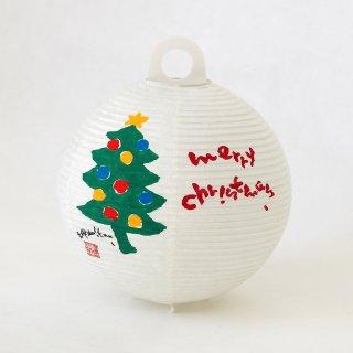 レター提灯/ギフト提灯 クリスマス