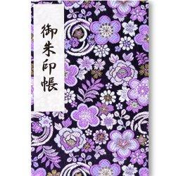 御朱印帳(Lサイズ) 紫宴