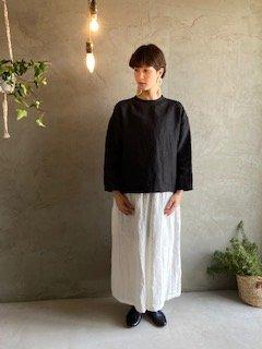 yayami Linen wide pants