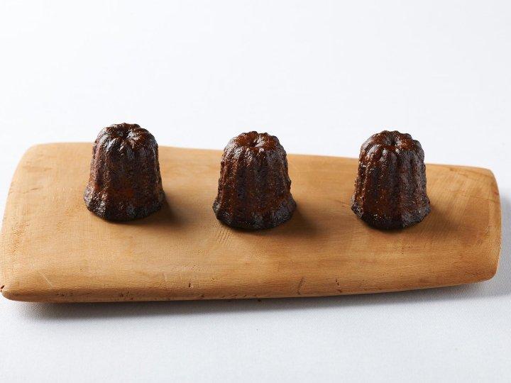 ボルドー風カヌレ<br />Mini-cannelés