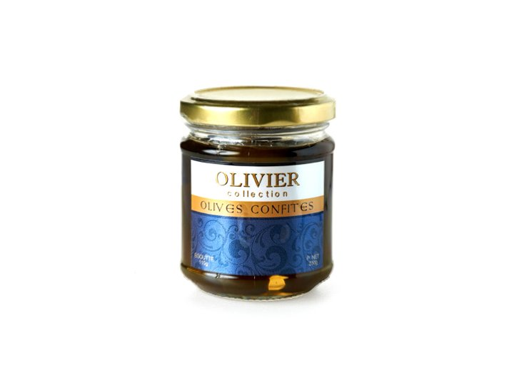 オリーブシロップ漬け<br />Olives in sirup