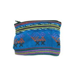 民族衣装の生地で作った可愛いミニポーチS/グアテマラ
