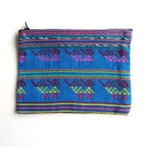グアテマラ・コマラパ村ポーチL/グァテマラ雑貨