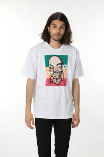 ONETSHIRT×Michael Roberts SNOOP T-Shirt