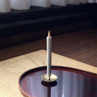 炎のゆらめきに癒やされる 和ろうそくはじめてセット(小)/田川 広一(中村ローソク)
