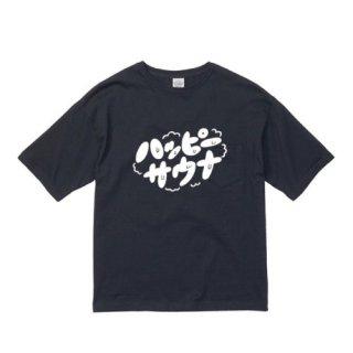 ロゴTシャツ ブラック×ホワイト