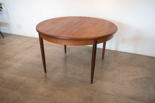 G-PLAN(ジープラン) ラウンドエクステンションテーブル