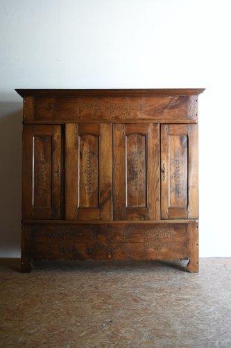 antique lit clos リ・クロ (中世のボックスベッド)