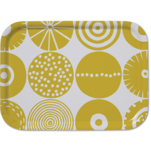 CANDY YELLOW TARY - SQUARE (SMALL)