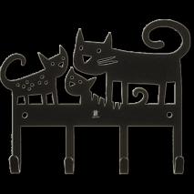 CAT HANGER BLACK