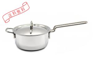 ジオプロダクト片手鍋14cm【GEO-14N】 送料無料