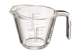 HARIO ガラスメジャーカップ 250ml MPJ-250GR