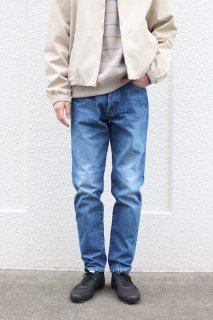 <img class='new_mark_img1' src='https://img.shop-pro.jp/img/new/icons20.gif' style='border:none;display:inline;margin:0px;padding:0px;width:auto;' />WESTOVERALLS / 106B - Denim BIO BLUE