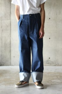<img class='new_mark_img1' src='https://img.shop-pro.jp/img/new/icons20.gif' style='border:none;display:inline;margin:0px;padding:0px;width:auto;' />WESTOVERALLS / 109B DENIM