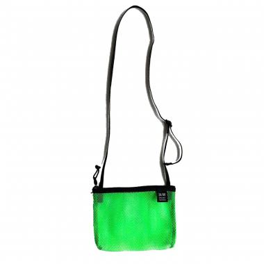 20/80 / NYLON MESH SMALL SHOULDER BAG