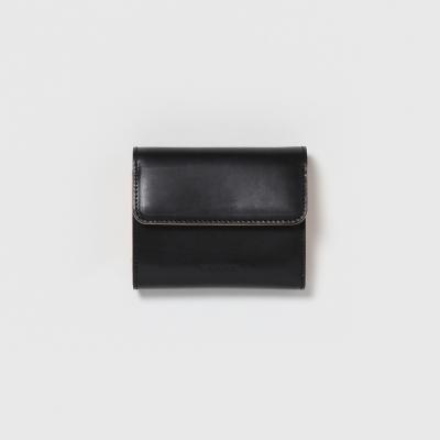 Hender Scheme / bellows wallet - black