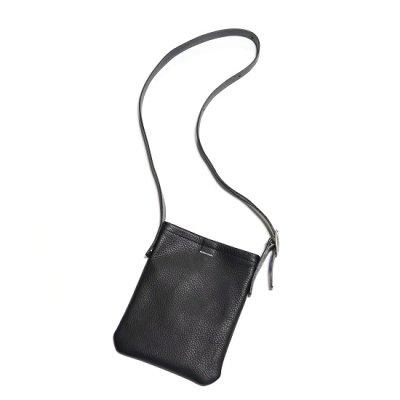 Hender Scheme / one side belt bag small - black