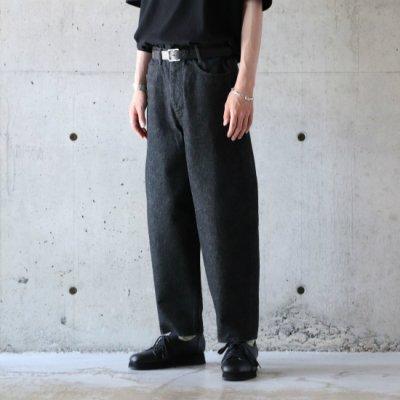 WESTOVERALLS / 860W DENIM - BLACK