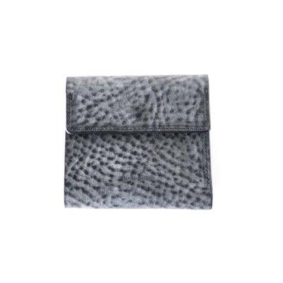 Hender Scheme(エンダースキーマ) / clasp wallet - BLACK
