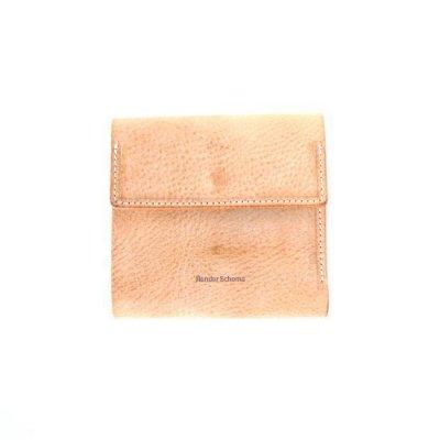 Hender Scheme(エンダースキーマ) / clasp wallet - NATURAL