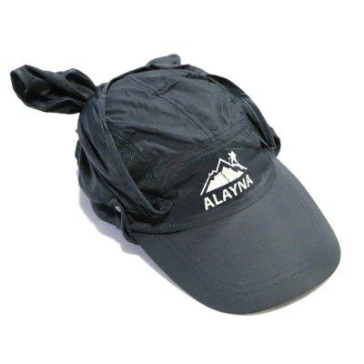 ALAYNA / FISHING CAP - NAVY