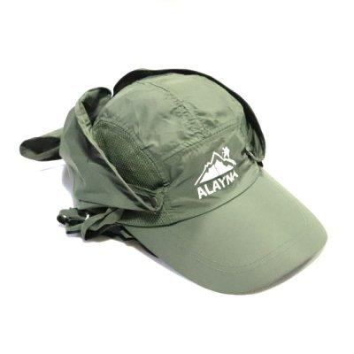 ALAYNA / FISHING CAP - OLIVE
