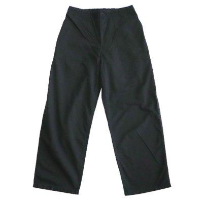 FreshService / EASY WORK PANTS - BLACK