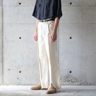Niche × Ichiryumade / Docking Painter Pants - Outseam