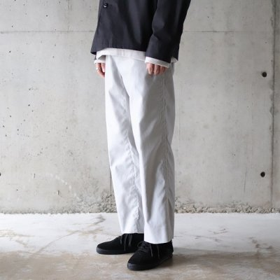 TRO USERS / REGULAR TROUSERS(West Point) - Lt.GRAY
