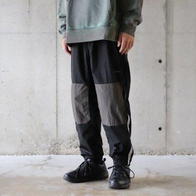 ROTOL (ロトル) / REFLECT TRACK PANTS - BLACK