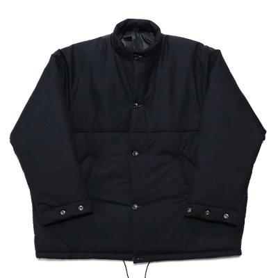 N.HOOLYWOOD / 2202-BL01-019 STAND COLLAR JKT - BLACK