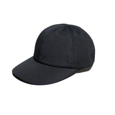 COMESANDGOES (カムズアンドゴーズ) / CORDURA CAP - BLACK