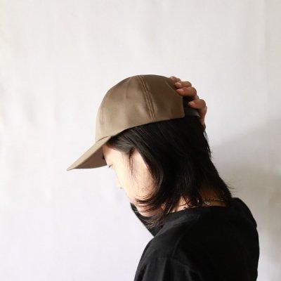 COMESANDGOES (カムズアンドゴーズ) / CORDURA CAP - BEIGE
