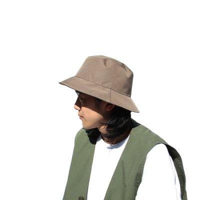 COMESANDGOES (カムズアンドゴーズ) / CORDURA BUCKET HAT - BEIGE