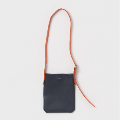 Hender Scheme / one side belt bag small - Navy