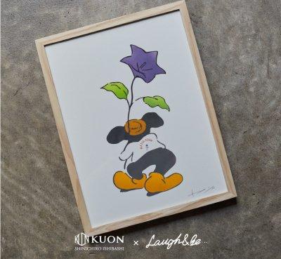 KUON (クオン) × Laugh&Be (ラフアンドビー) / ART 作品