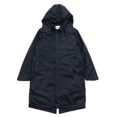 NANGA (ナンガ) / AURORA SOUTIEN COLLAR DOWN COAT - BLACK