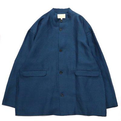 YOKO SAKAMOTO (ヨーコ サカモト) / CLASSIC SHIRT - WL BLUE