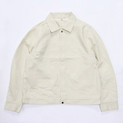 saby (サバイ) / G.BLOUSON (White Linen) - ECRU