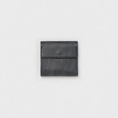 Hender Scheme (エンダースキーマ) / clasp wallet - BLACK