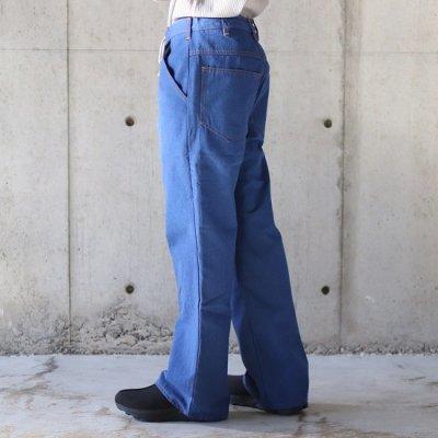 go-getter / #006 Remake CALIFORNIA PRISONER EASY PANTS 1 - BLUE