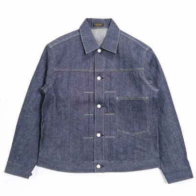 A VONTADE / WW2 Denim Jacket - INDIGO