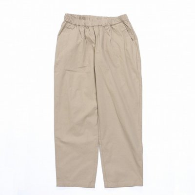 have a good day / Relax Trouser Pants - Beige