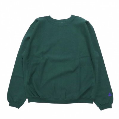 BAMBOO SHOOTS(バンブーシュート) / R.W. CREWNECK SWEAT - GREEN
