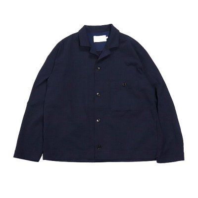 CURLY (カーリー) / FROSTED SHIRCKET - D.NAVY