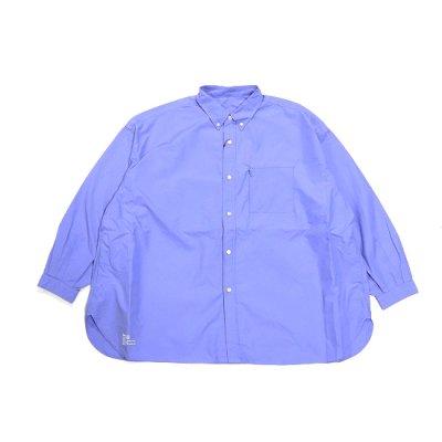 FreshService (フレッシュサービス) / UTILITY B.D SHIRT - BLUE