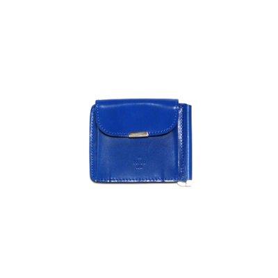 20/80 (トゥエンティーエイティー) / KIP LEATHER CLIP WALLET - BLUE