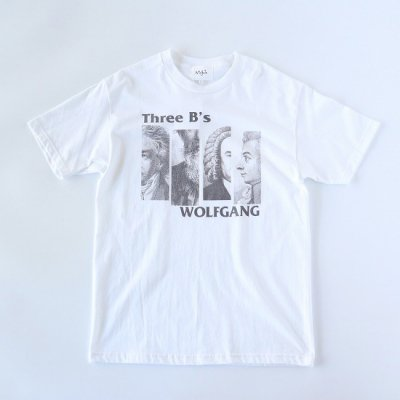 NuGgETS (ナゲッツ) / 3Bs+1 SS TEE - WHITE