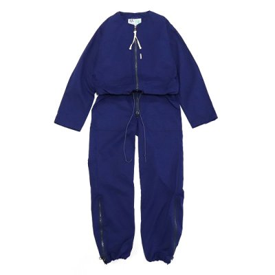 go-getter (ゴーゲッター) / #009 REMAKE JUMP SUIT - NAVY